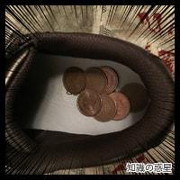 靴の臭いを消す!10円7枚ラクラク対策法!